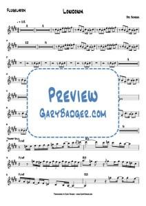 Boz Scaggs - Lowdown - Flugelhorn Trumpet
