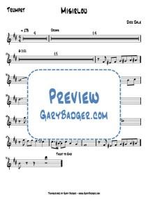 Dick Dale - Misirlou - Trumpet