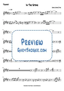 Earth, Wind & Fire (EWF) - In The Stone - Trumpet