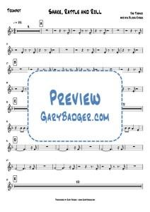 Joe Turner - Shake, Rattle and Roll - Trumpet