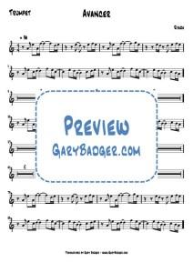 Risda - Avancer - Trumpet
