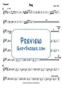 Steely Dan - Peg -Trumpet